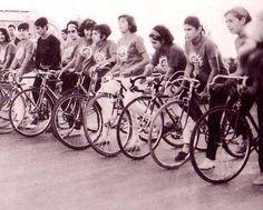 Iran- Bicycle Race (1960s) - Pre-Islamists