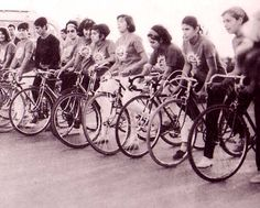 Iran- Bicycle Race (1960s)