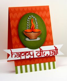 10 best diy diwali greeting cards images on pinterest diwali happy diwali card m4hsunfo