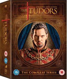 The Tudors - Complete Season 1-4 [Blu-ray] $28 Shipped http://www.lavahotdeals.com/us/cheap/tudors-complete-season-1-4-blu-ray-28/48194