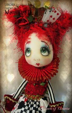 Queen of Hearts by Lilliput Loft