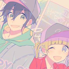 Midori with Sena