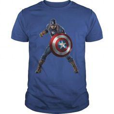 Awesome Tee Steve Rogers T shirts