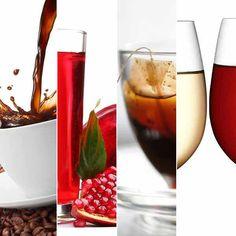 4 bebidas saudaveis