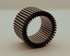Brick Bending - Simple LEGO Ring
