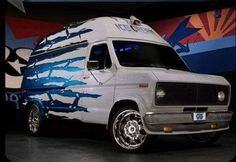 1000+ images about 70-80's ford van on Pinterest