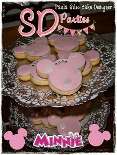 Cookies minnie by SD Parties