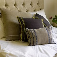 Arbour – Beautiful Hand Stitched Cushion