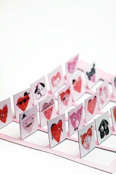 ~DIY Printable Valentine's Day Game~