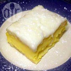 Foto da receita: Torta folhada doce