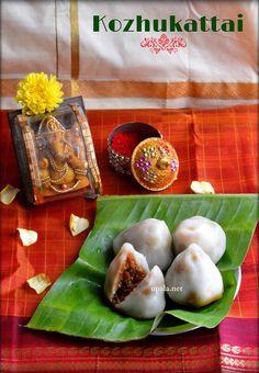 Thengai poorna vella kozhukattai/Mothak/Sihi Kadubu http://www.upala.net/2016/02/thengai-poorna-vella.html