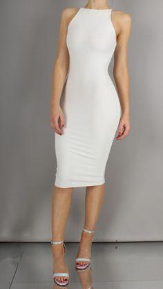 Taylor Bodycon Midi Dress