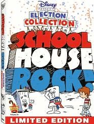 A collection classic School House Rock songs on DVD that specifically address election issues like the Electoral College, taxation, and women's right to vote. Michael Eisner, School Videos, Teaching Social Studies, Teaching Tips, Disney Plus, Walt Disney, Election Day, New Shows, Childhood Memories