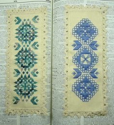 Hardanger Bookmarks | Flickr: Intercambio de fotos