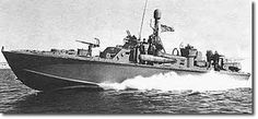 PT Boat Info - PT Boat - ELCO 80.  RICHARD WAS ON PTF 19 out of COSRIVRON II    1970