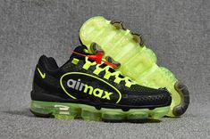 41221ec36fe0c6 Cheap Nike Air Max 95+18 VaporMax Black Green Mens shoes To Worldwide and  Free Shipping WhatsApp 8613328373859