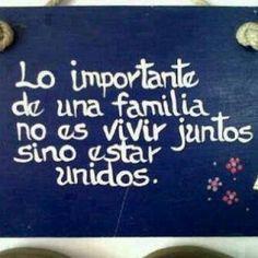 Lo Importante De Una Familia Imagenes