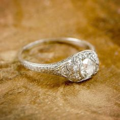 Outstanding -> Sell Old Diamond Rings #follow