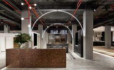 Sub-Zero & Wolf Showroom by Mim Design | Yellowtrace