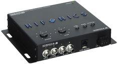 Digital Bass Enhancement Processor with Dash Mount 15V RMS 12.2V High Headroom #DigitalBassEnhancement
