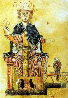 Holy Roman Emperor, Frederick II, died on 13 December 1250.