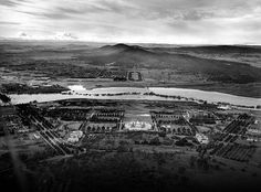 Historical photo of Canberra