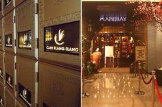 Mango Tours Manila Hotel Cafe Ilang-Ilang Mabuhay Palace
