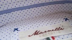 Prachtige afwerking Marnelli shirts!