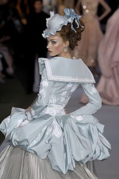 fay-wray: Christian Dior Fall/Winter 2007 Haute Couture
