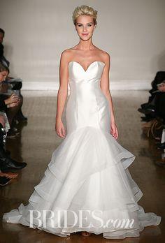 Brides: Allure Bridals Wedding Dresses - Fall 2017 - Bridal Fashion Week