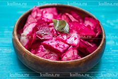 Маринованная капуста со свеклой - рецепт с фото