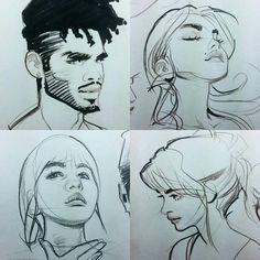 Art et design, art sketches, sketch drawing, face sketch, art drawing Face Sketch, Drawing Sketches, Art Drawings, Sketching, Sketch Art, Drawing Tips, Character Design References, Character Art, Art Et Design