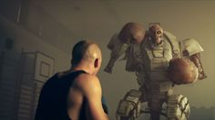How to train your robot - This film was done by students of Animation and VFX Course organised by Platige Image and CD Projekt RED. Vfx Course, Boxing Images, Sci Fi Shorts, Polish Films, Ghost In The Shell, Cool Animations, How To Train Your, Animation Film, Film Movie