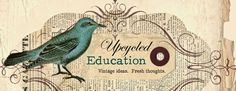 This is a blog that I still need to rummage through...but my friend says its AH-mazing...especially if youre an educator.