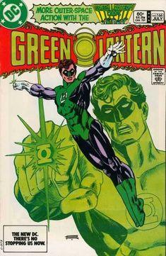 Green Lantern /'87 214 NM C2