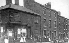 No. 2, William Ellis and Sons, iron foundry and housing, Lock Street from Infirmary Road