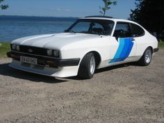 Ford Capri 3.0 Spezial 1978