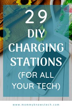 Your family will sleep better, curb device addiction, and get along better when you're not on your phones all day and all night--and a family charging station is a great way to accomplish it. Here are the best DIY charging stations for the whole family. Diy Tech Gadgets, Rules For Kids, Social Media Detox, Parenting Done Right, Digital Detox, Doodle Designs, Fun To Be One, Charging Stations, Blog