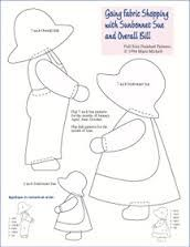 Image result for tips for making sunbonnet sue quilt