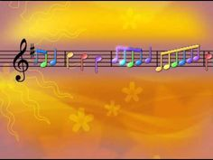 Children's Music-  Minuet in G. Might be OK to watch when talking high and low sound or... rhythm and counting