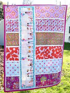Colorblock Quilt Pattern!