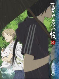 Tags: Anime, Natsume Yuujinchou, Nyanko-sensei, Natsume Takashi, Matoba Seiji