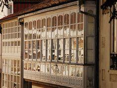Galería, Santiago de Compostela (Spain).