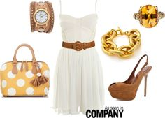Summer fun, created by smazza777 on Polyvore