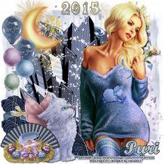 "MI RINCÓN GÓTICO: CT DANIELA E, ""NEW YEAR PARTY"""