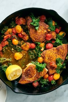 Because the Dishwasher Is You: 34 Delicious One-Pot (or Pan) Dinners - Recipes from NYT Cooking