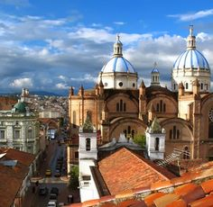 Explore Ecuador holidays and discover the best time and places to visit. Cuenca Ecuador, Equador Quito, Rural Retreats, House Sitting, White Sand Beach, Lonely Planet, Historical Sites, Taj Mahal, Places To Visit