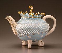 Mixed Pattern Ceramic Teapot Love This Teapots Vase Tea Pot