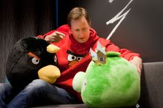 Amazing Alex announced by Angry Birds developer Rovio