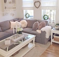grey living room - Cosy Living Room Designs